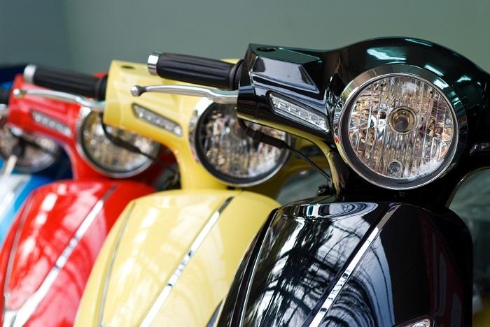 Chỉ cần sở hữu xe máy là bạn đã có thể vay được tiền