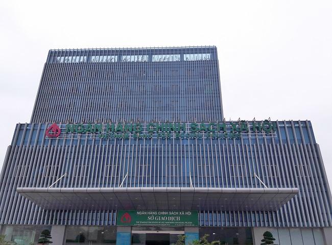 Trụ sở ngân hàng Chính sách xã hội