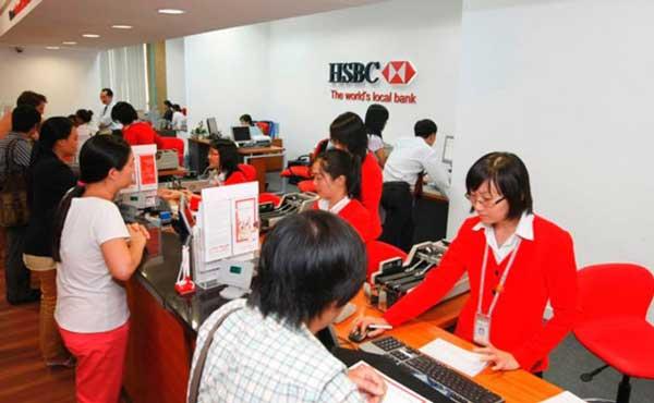 Thủ tục vay thế chấp tại HSBC