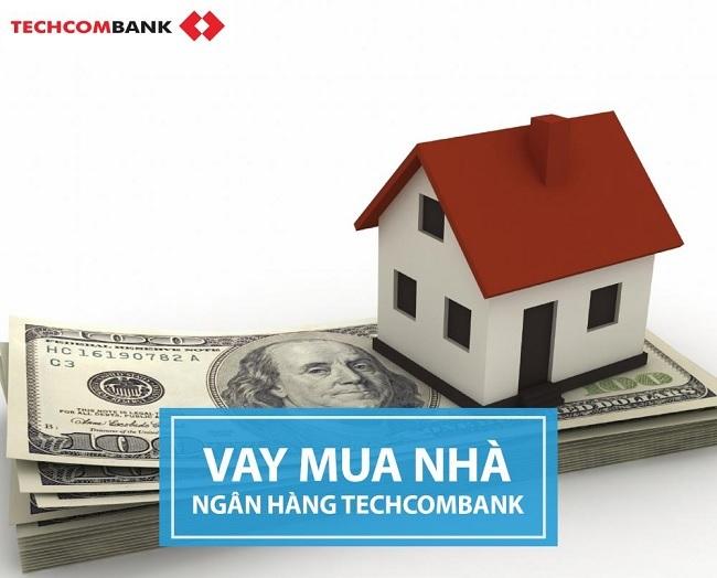 Vay thế chấp Techcombank mua nhà