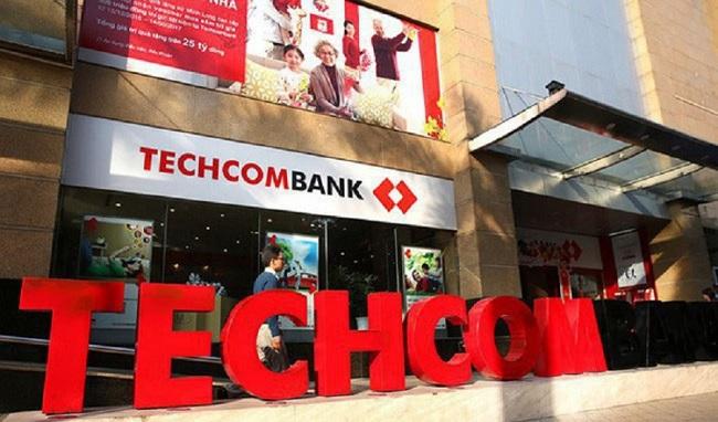Chi nhánh ngân hàng Techcombank