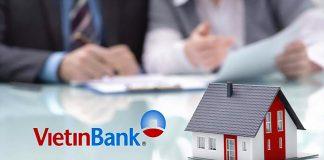 Lãi suất vay mua nhà ngân hàng Vietinbank năm 2018
