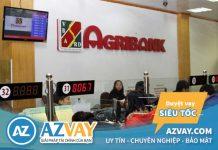Lãi suất vay thế chấp ngân hàng Agribank năm 2019
