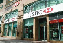 Lãi suất vay thế chấp ngân hàng HSBC