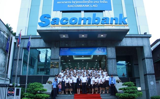 Ngân hàng Sacombank mở chi nhánh tại nước ngoài