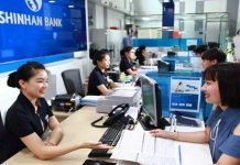Lãi suất vay thế chấp ngân hàng Shinhan