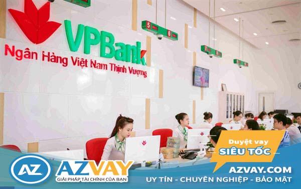 điều kiện, lợi ích và thủ tục vay đáo hạn VPbank