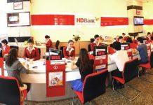 Lãi suất vay thế chấp ngân hàng HDBank 2018