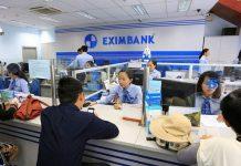 lãi suất vay thế chấp ngân hàng Eximbank 2018