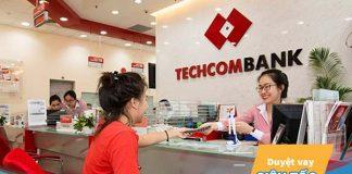 Vay đáo hạn ngân hàng Techcombank 2019: Điều kiện, thủ tục cần thiết