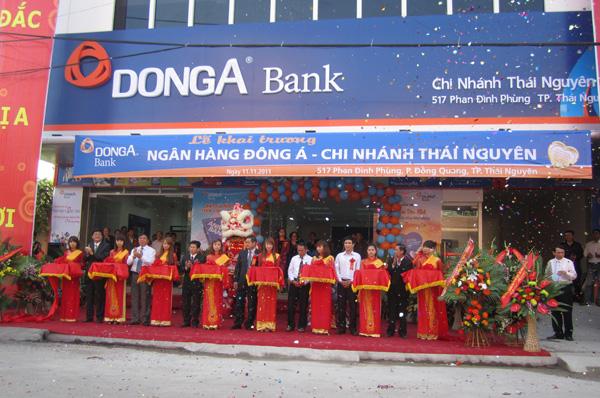 Vay thế chấp ngân hàng Đông Á