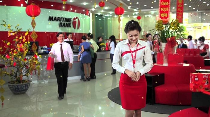 Vay thế chấp ngân hàng Maritimebank