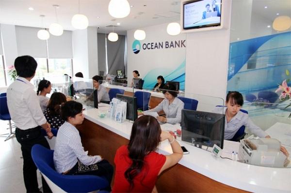 Vay thế chấp ngân hàng Oceanbank