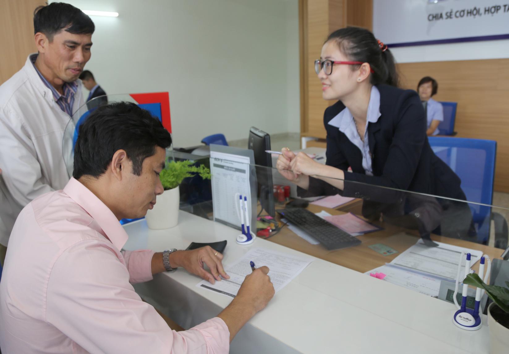 Vay thấu chi ngân hàng BIDV