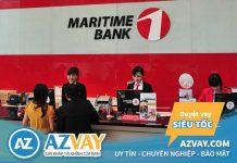 Lãi suất vay thế chấp ngân hàng Maritimebank