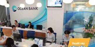Lãi suất vay thế chấp ngân hàng Oceanbank
