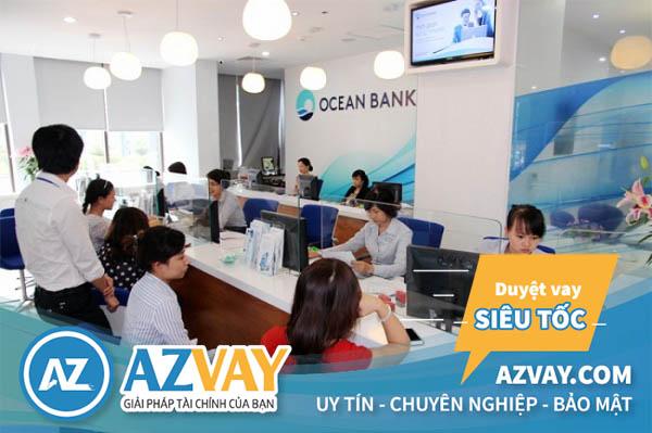 lãi suất thế chấp ngân hàng Oceanbank
