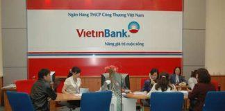 Vay tín chấp theo bảng lương ngân hàng Vietinbank