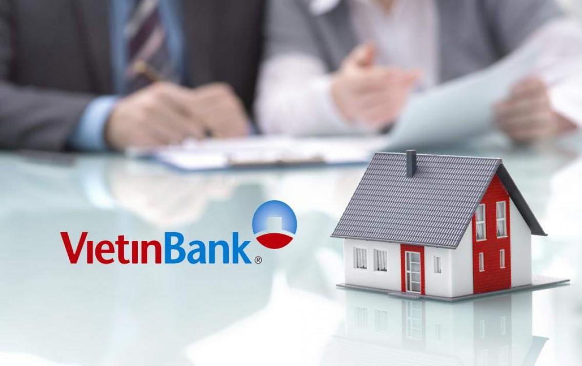 Vay mua nhà ngân hàng Vietinbank