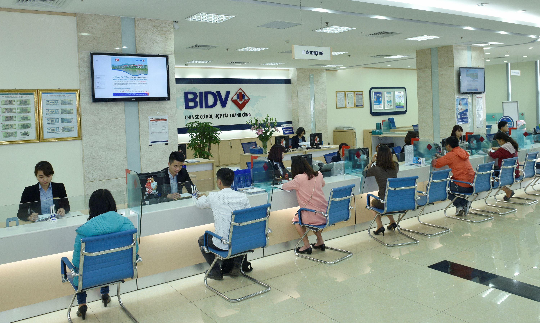 Lịch nghỉ Tết Nguyên Đán ngân hàng BIDV