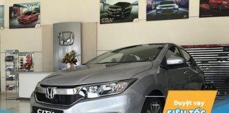 Vay mua xe Honda City trả góp: Điều kiện, thủ tục cần thiết?