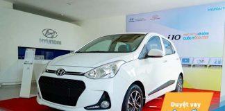 Vay mua xe Hyundai i10 trả góp: Điều kiện, thủ tục cần thiết?