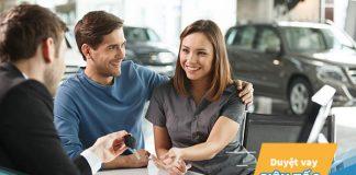 Ngân hàng nào cho vay mua xe không cần chứng minh thu nhập