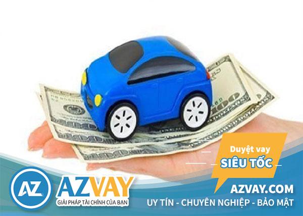 Hồ sơ vay mua xe không cần chứng minh thu nhập đơn giản