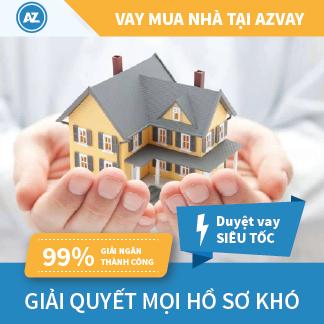 Dịch vụ vay mua nhà