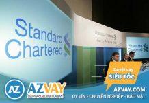 Lãi suất vay mua nhà trả góp ngân hàng Standart Chartered năm 2019