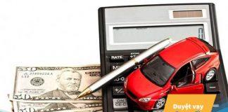 Cách tính lãi suất vay mua xe ô tô trả góp mới nhất 2019
