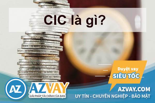 CIC là gì? Nợ xấu là gì?