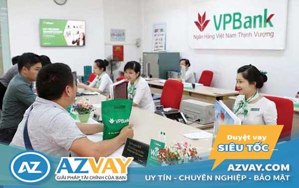 Lãi suất vay thế chấp VPBank 2019
