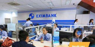 Lãi suất vay thế chấp ngân hàng Eximbank năm 2019