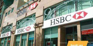 Lãi suất vay thế chấp ngân hàng HSBC năm 2019