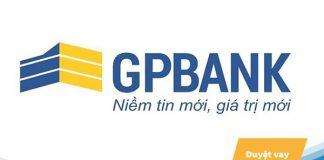 Lãi suất vay thế chấp ngân hàng GPBank năm 2019