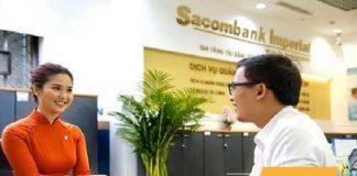 Lãi suất vay thế chấp ngân hàng Sacombank năm 2019