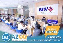 Vay kinh doanh ngân hàng BIDV 2019: Lãi suất, điều kiện, thủ tục?
