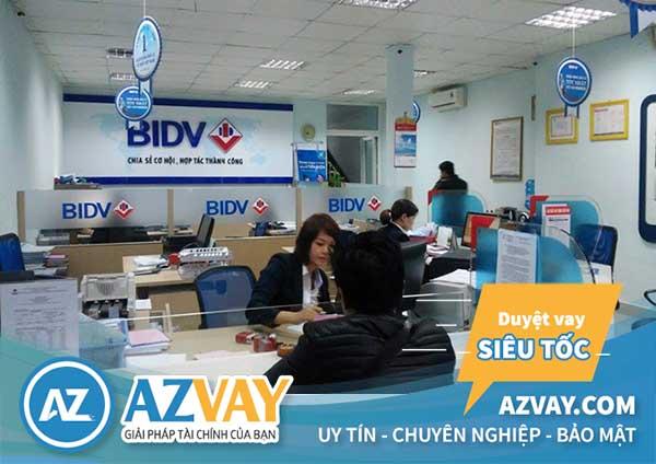 Với gói vay kinh doanh BIDV, khách hàng sẽ được áp dụng mức lãi suất hấp dẫn nhất.