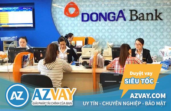 Ngân hàng hỗ trợ vay vốn kinh doanh Đông Á cho đa dạng khách hàng.