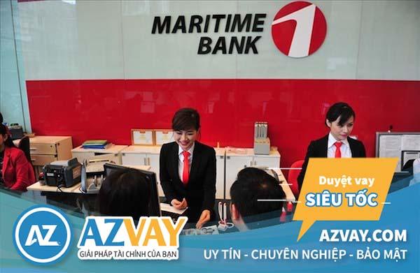 Thủ tục và hồ sơ vay vốn kinh doanh tại Maritime Bank vô cùng đơn giản