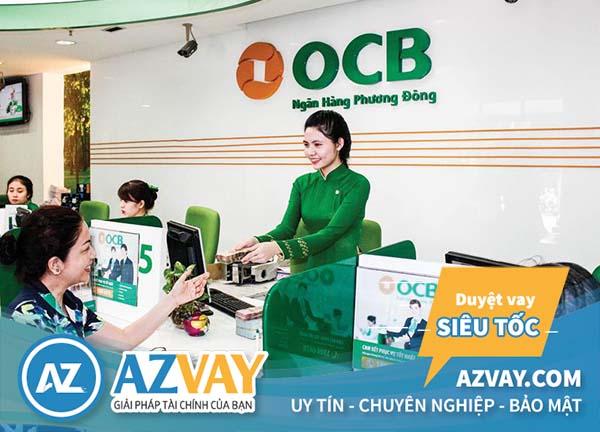 Ngân hàng OCB hỗ trợ vay vốn kinh doanh nhiều tiện ích đa dạng cho khách hàng.