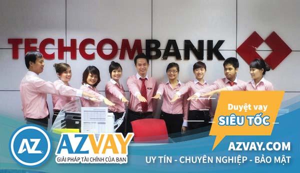 Ngân hàng hỗ trợ cho vay vốn kinh doanh Techcombank chuyên nghiệp và tận tâm nhất.