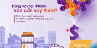 Vay kinh doanh ngân hàng TPBank 2019: Lãi suất, điều kiện, thủ tục?
