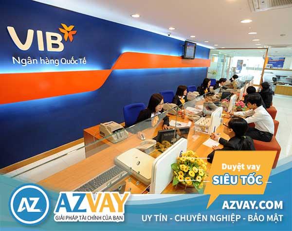 Điều kiện vay kinh doanh ngân hàng VIB đơn giản