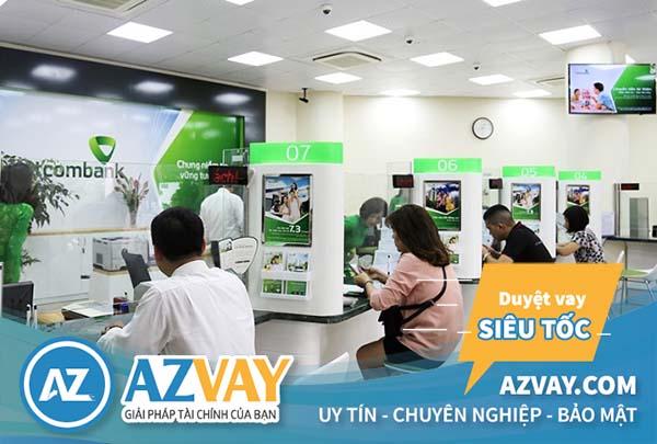 thue tục vay kinh doanh tại Vietcombank đơn giản, giải ngân nhanh chóng