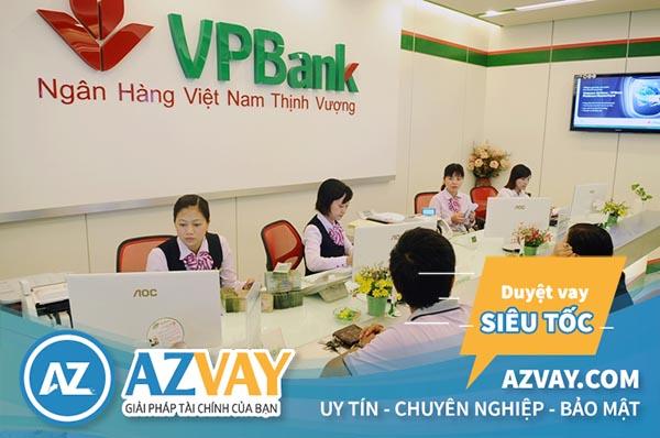 lãi suất vay vốn mua nhà trả góp tại VPBank