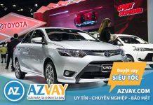 Vay mua xe Toyota Vios trả góp: Điều kiện, thủ tục cần thiết?