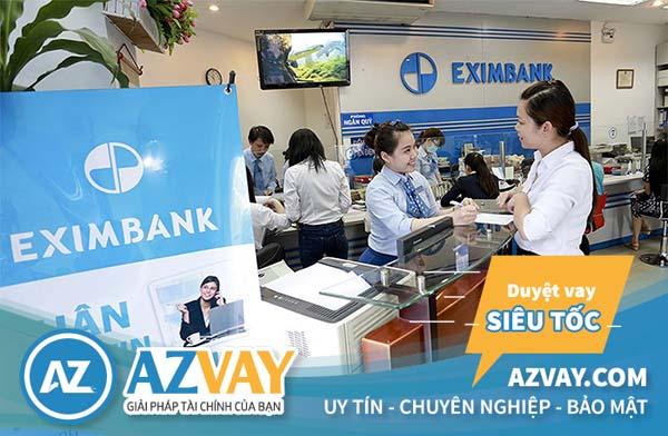 lãi suất thế chấp ngân hàng Exibank