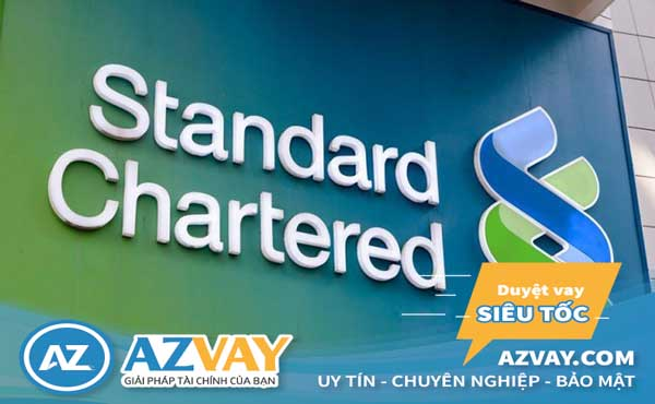 vay thế chấp ngân hàng Standard Chartered
